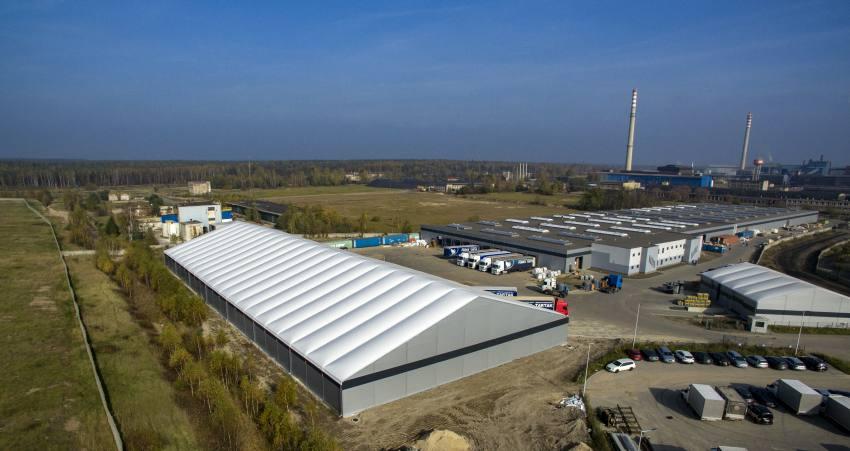 Hangars pour avions Hangars de stockage