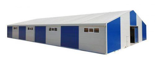 hangar agricole isolé prix