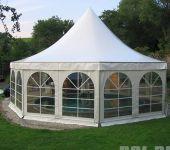 Pavillon hexagonal