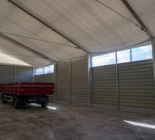 entrepôt de stockage garage