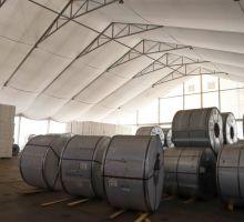 hangars de stockage