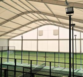 hangar salle de sport